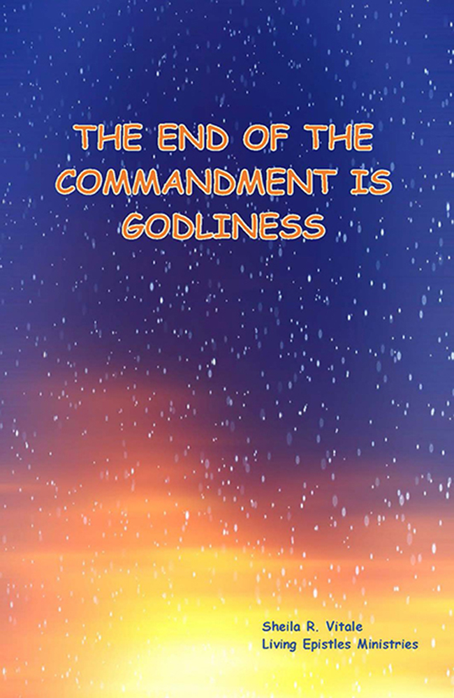 Cover 1.End of the Commandment is Godliness.72.KDP.Front