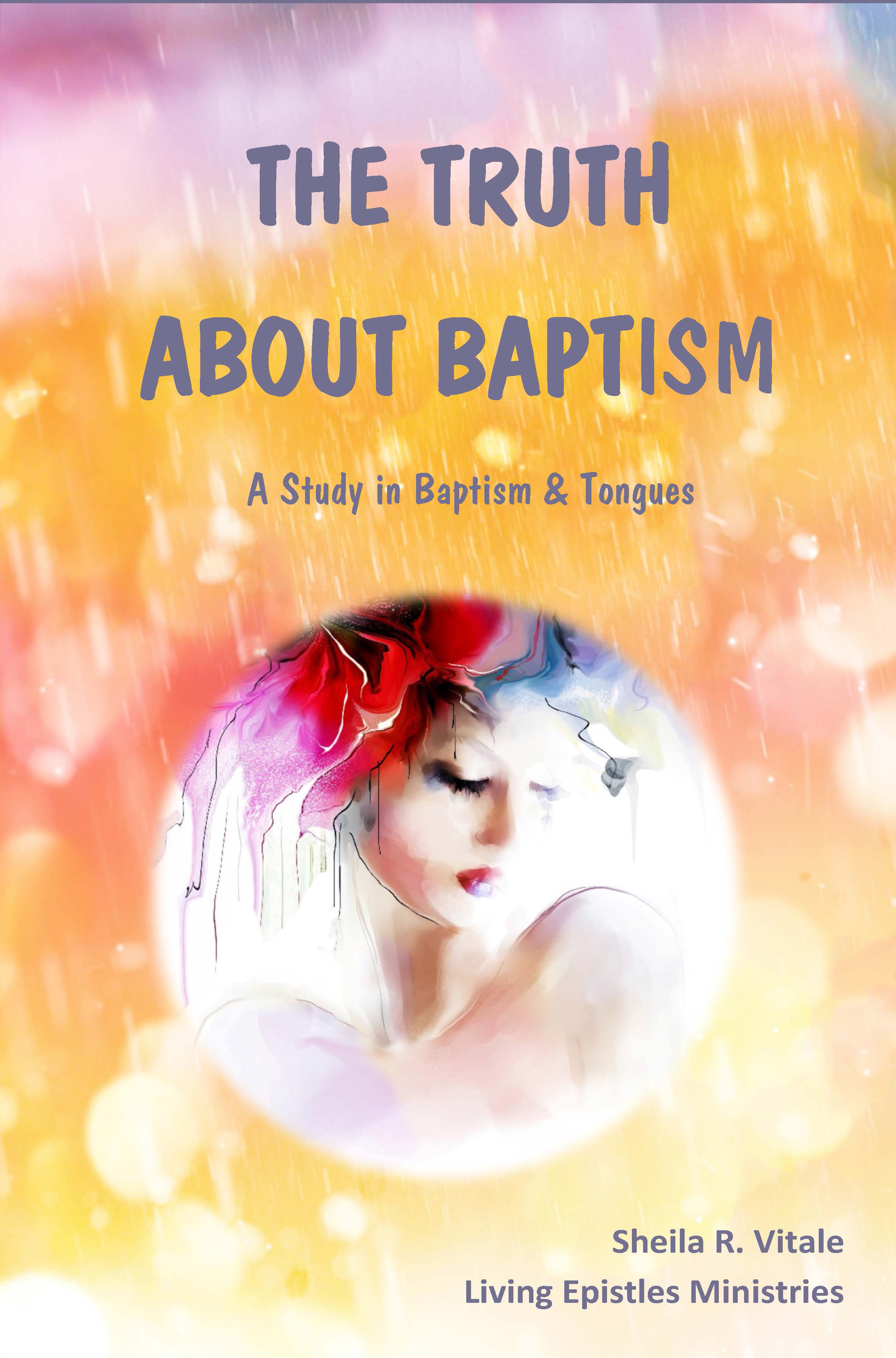 Truth About Baptism.Woman.Front